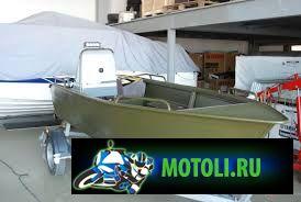 Лодка Windboat 42СM