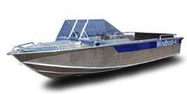 Лодка Windboat 46С