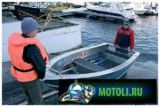 Лодка Вельбот-36