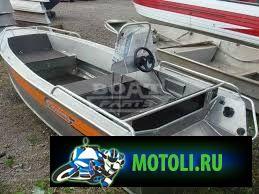 Лодка Вельбот-42 К