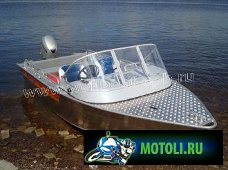 Лодка Wellboat-45i