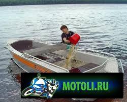 Лодка Вельбот - 46