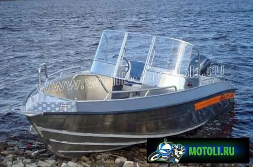 Лодка Вельбот 51 DC