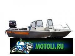 Лодка Wellboat-52Jet