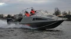Лодка Wellboat-63Р (Вельбот)