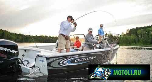 Лодки алюминиевые Crestliner Sportfish