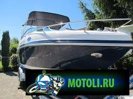 Алюминиевая лодка Crestliner Super Hawk 1900