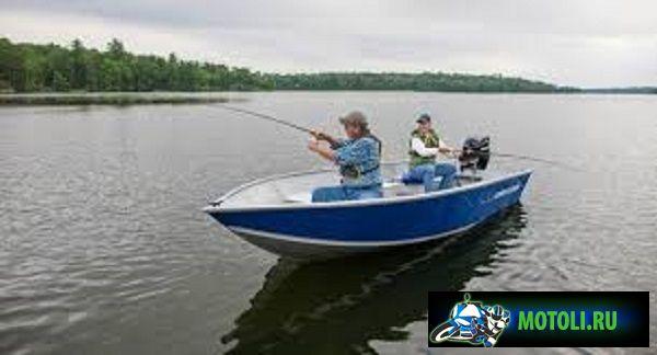 Алюминиевая лодка Crestliner Sportsman 14 SS / SS SC