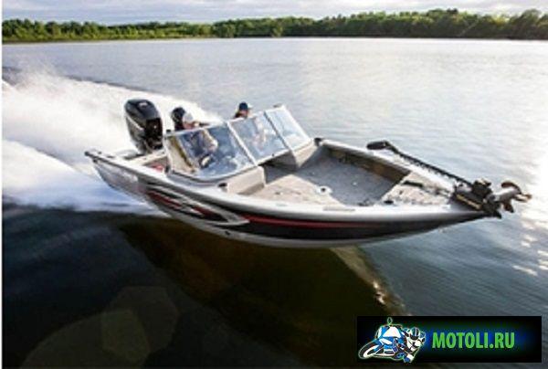 Лодки Crestliner SS Series