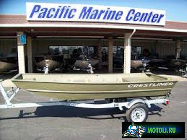 Алюминиевая лодка Crestliner Jons CR-Series CR1236