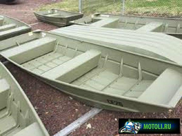 Алюминиевая лодка Crestliner Jons CR-Series CR1436