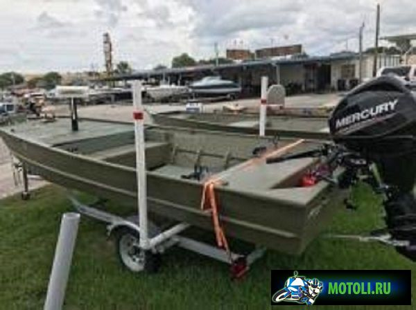 Алюминиевая лодка Crestliner Jons CR-Series CR1448M
