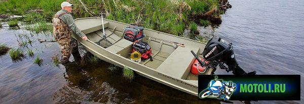 Алюминиевая лодка Crestliner Jons CR-Series CR1648