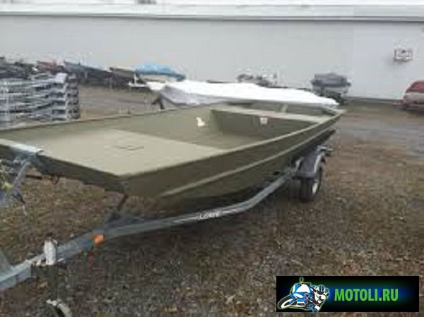 Алюминиевая лодка Crestliner Jons CR-Series CR1648MS