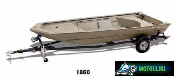Crestliner Модель 1650 RETRIEVER SC