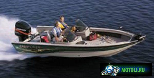 Алюминиевая лодка Crestliner Tournament Series 192 WT