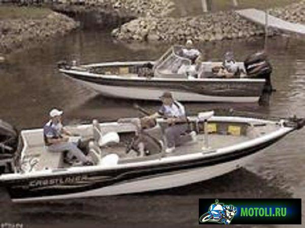 Алюминиевая лодка Crestliner Tournament Series 202 SC