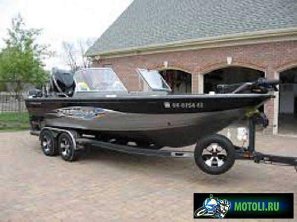 Алюминиевая лодка Crestliner Tournament Series 202 WT