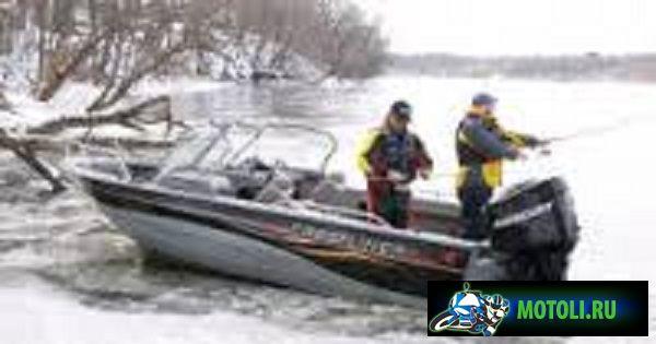 Алюминиевая лодка Crestliner Canadians 1850