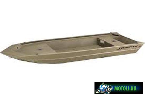 Алюминиевая лодка Crestliner Jons Welded C-Series С 1655V