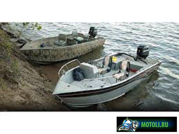 Алюминиевая лодка Crestliner Jons Welded C-Series C 1760VS