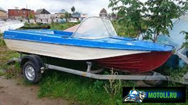 Усовершенствование лодки Казанка