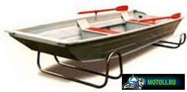 Моторная лодка (мотолодка) джонбот Казанка 6М