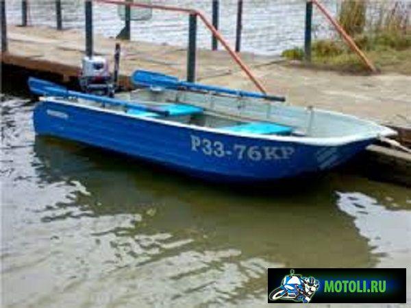 Моторная лодка (мотолодка) Воронеж мини 3