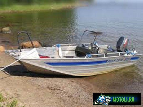 Моторная лодка (мотолодка) Master 410