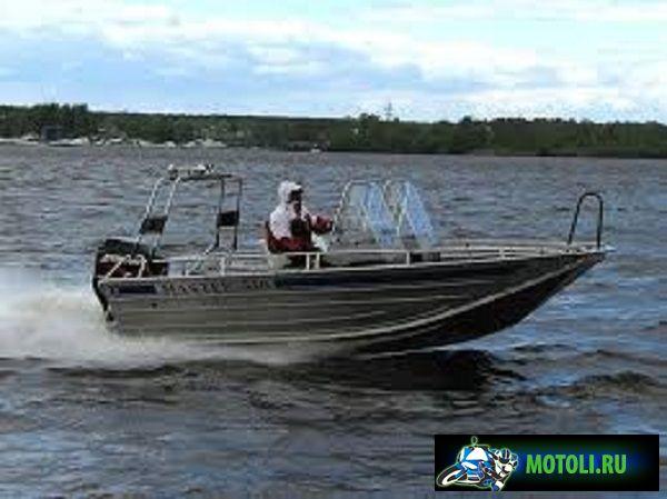 Моторная лодка (мотолодка) Master 510