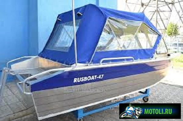 Лодка RusBoat-47