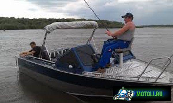 Лодка RusBoat 60