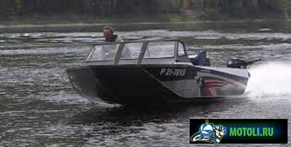 Лодка Росомаха 640