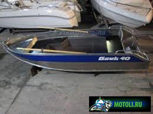 Лодка Блик 40