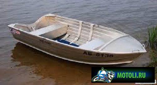 Алюминиевая моторная лодка Dart 310