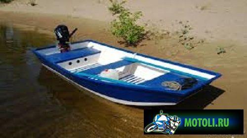 Лодка Джонбот