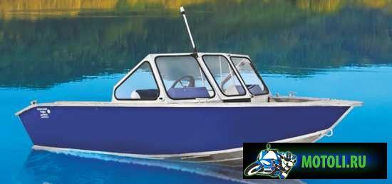 Лодка Рекорд 490 Фишка