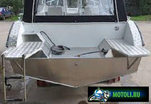 Лодка Рекорд 500 Классика