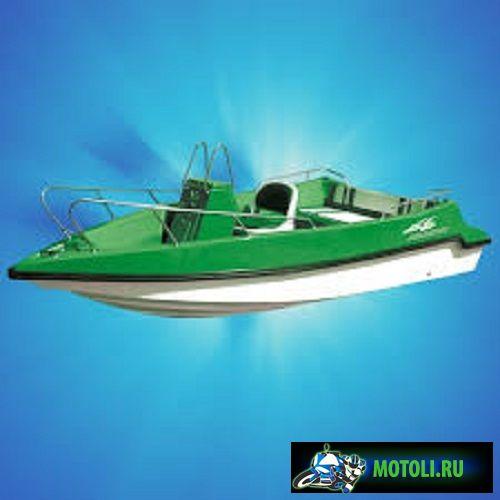 Лодка Альбатрос 2