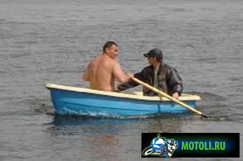 Лодка Тортилла 2
