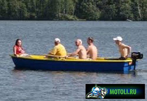 Лодка Тортилла-5