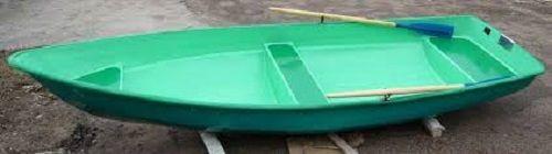Пластиковая гребная лодка Голавль
