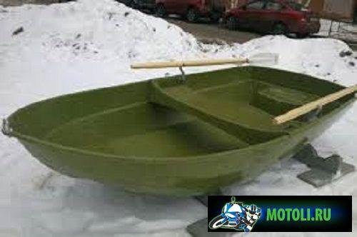 Лодка Шарк 240