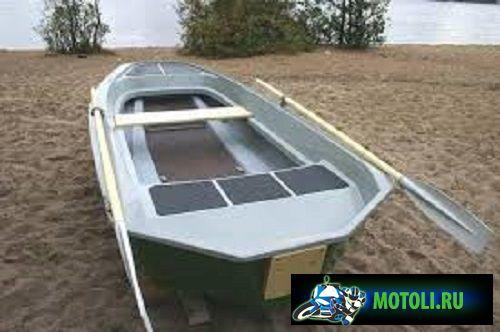 Лодка Шарк 330