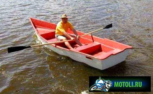 Лодка Ретро