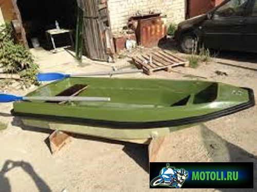 Лодка Стелс 270