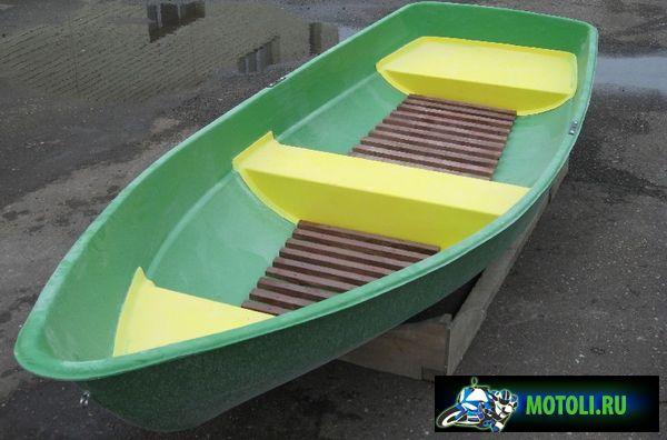 Лодка Катран 410