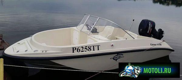 Лодка Catran 16 BR