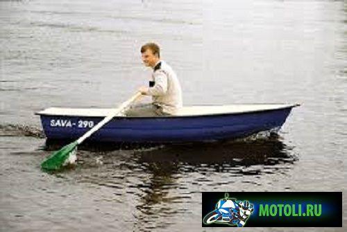 Лодка картоп Sava 290
