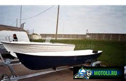 Лодка Sava -435 Pelda-fiord